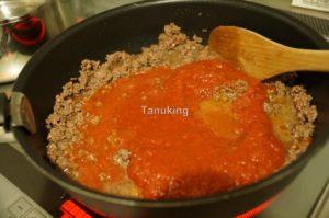 トマト投入